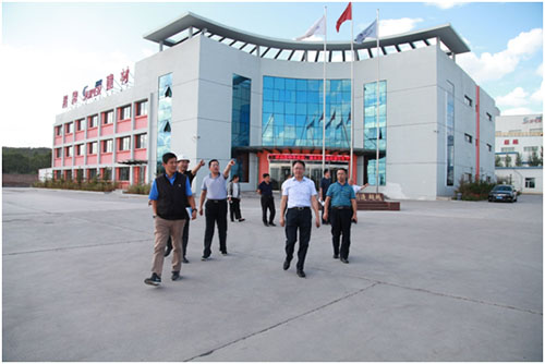 Inner Mongolia Super building material technology Co., Ltd.